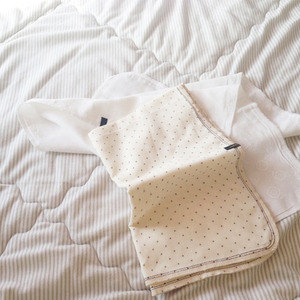 cotton towel - dot